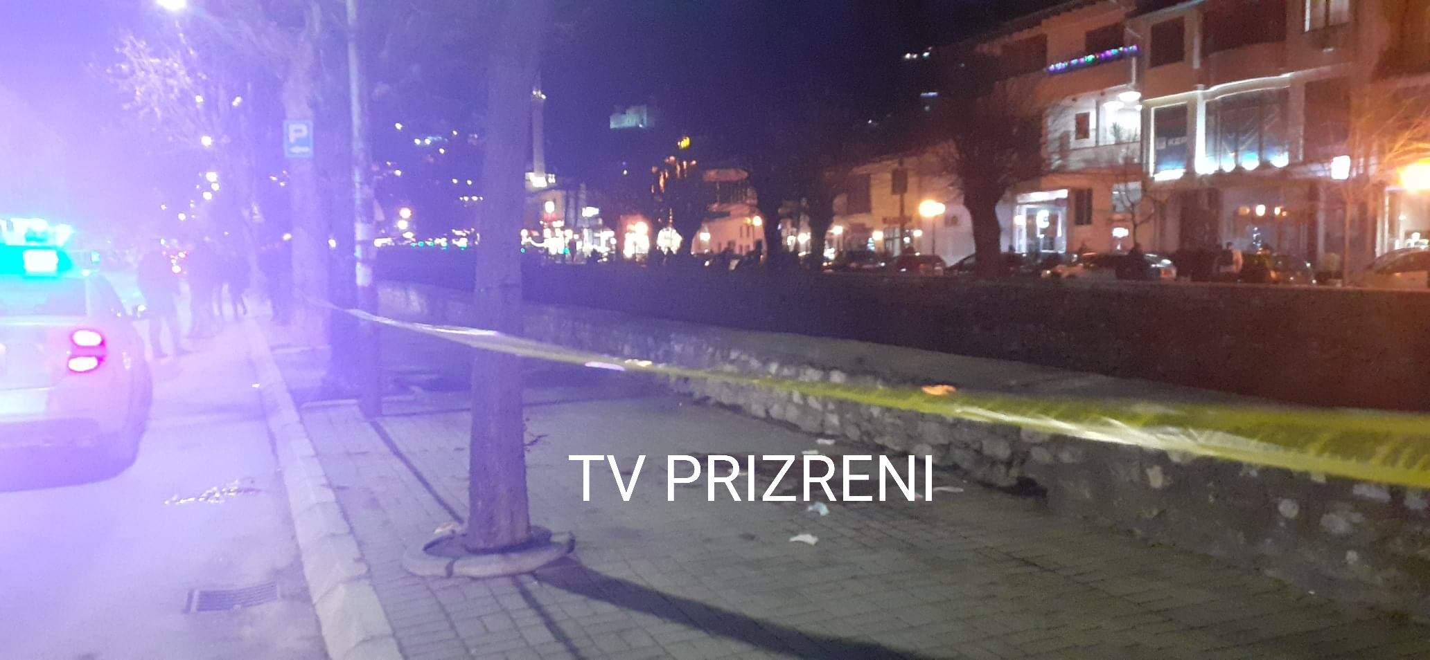 Theret me thikë një i ri në Prizren