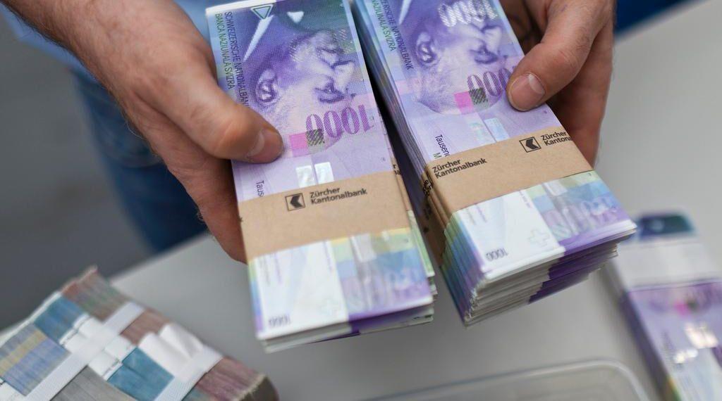 Zvicër: Pse po rriten kërkesat për kartëmonedhat 1000-frangëshe?
