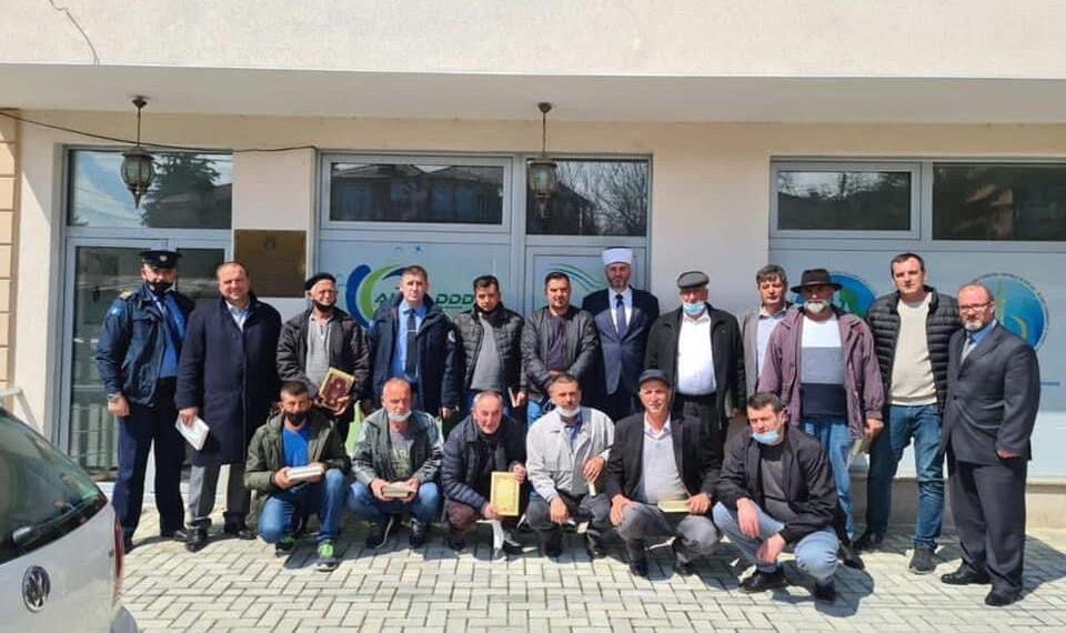 Bashkësia Islame në Dragash ndërmjetëson faljen e gjakut ndërmjet tri familjeve